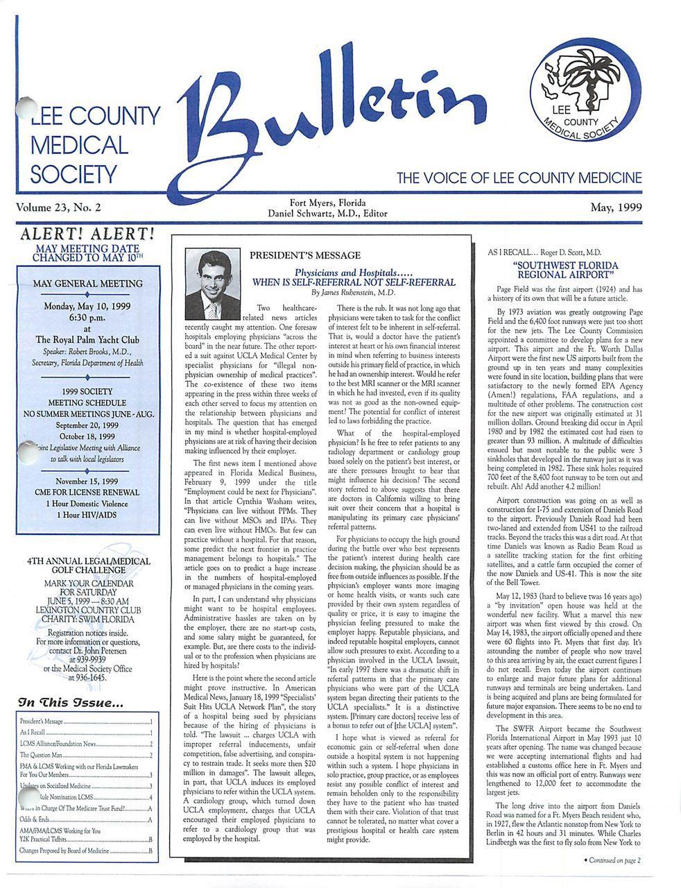 Medical Bulletins 2014